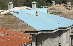 Kırma çatılarda ısı yalıtımı